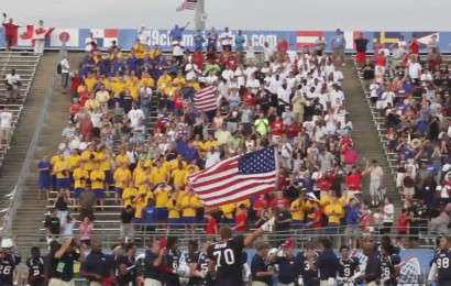 USA vs. Canada: Under 19 World Football