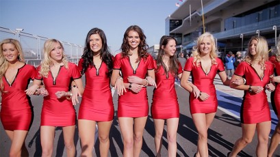 Circuit of the Americas Girls at Grand Am