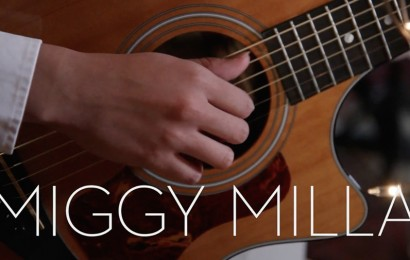 Miggy Milla Studio Session